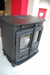 Wood fire stove