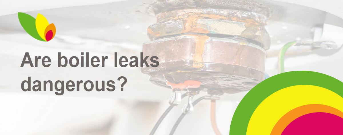 information about boiler leaks