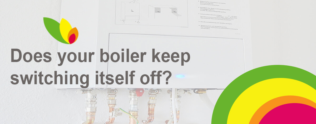 Boiler keep switching itself off