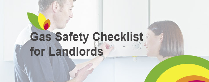 Gas safety checklist for landlords