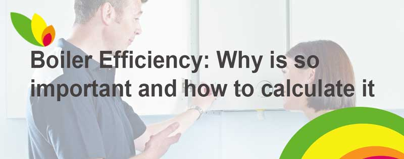 boiler efficiency how to calculate it